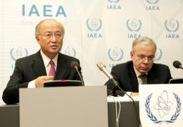 International Atomic Energy Agency (IAEA) Director-General Yukiya Amano