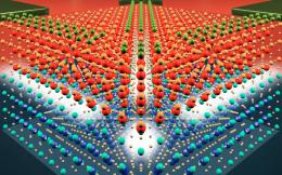 Materials scientists watch electrons