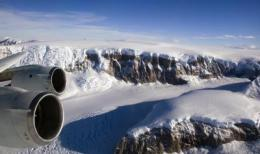 NASA continues critical survey of Antarctica's changing ice
