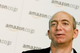 Amazon.com founder Jeffrey Bezos, pictured in 2007, unveiled a tablet computer, the Kindle Fire