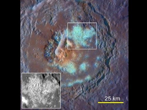 Epic volcanic activity flooded Mercury's north polar region