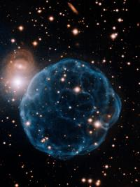 Researchers at Macquarie University confirm the discovery of a new planetary nebula.