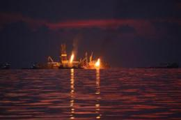 Study reveals how gas, temperature controlled bacterial response to Deepwater Horizon spill