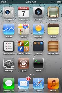 iOS 5 jailbroken before its release