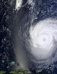 NASA satellites 'eyes' changes in Hurricane Katia