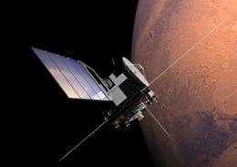 Mars Express observations temporarily suspended