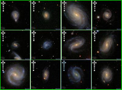 Scientists study the 'galaxy zoo' using Google Maps and thousands of volunteers