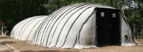 24 hour deployable concrete tents back in the news as disasters mount
