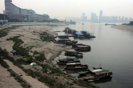 Greenpeace says China's Yangtze and Pearl River Delta provide drinking water for 67 million people