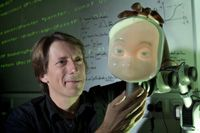 Scientists striving to put a human face on the robot generation