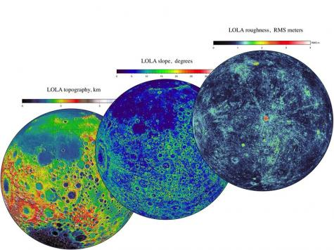 NASA lunar reconnaissance orbiter delivers treasure trove of data