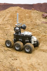 Revolutionary navigation system for future Mars rovers