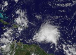Tropical Storm Maria's 'West Side Story' to the Caribbean