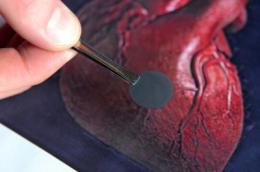 Researchers create nanopatch for the heart