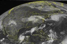 Tropical Storm Maria threatens eastern Caribbean (AP)