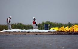 A key US government report spreads the blame for the massive oil spill in the Gulf of Mexico