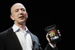 Amazon 3Q net income sinks, missing analyst views (AP)