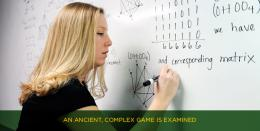 An ancient, complex game examined