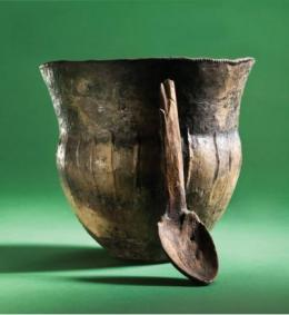 Ancient cooking pots reveal gradual transition to agriculture
