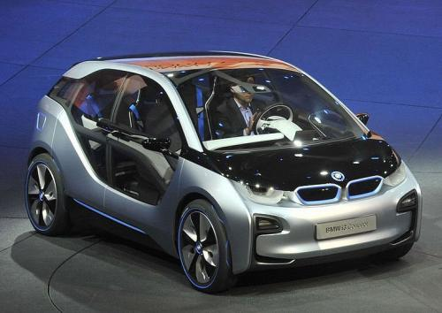 BMW has 100,000 Reservations for Its i3 Electric Vehicle