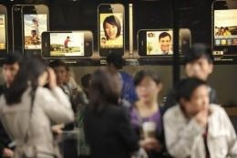 Apple already has four stores in mainland China