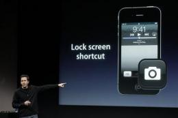Apple says pre-orders of iPhone 4S break record (AP)