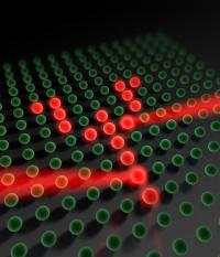 A quantum pen for single atoms