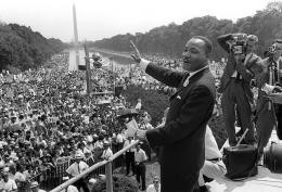 Archive explores origins of King's 'I Have a Dream' speech