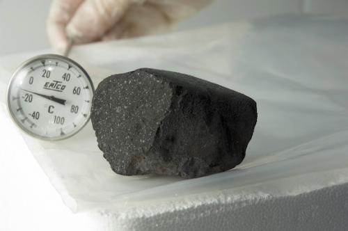 Asteroid served up 'custom orders' of life's ingredients