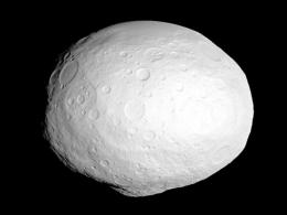 Astronomers Study Unusual Asteroid