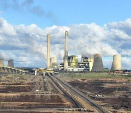 Australia, a major exporter of coal, is one of the world's worst per capita polluters and