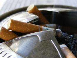 Babies who sleep with smoker parents exhibit high nicotine levels
