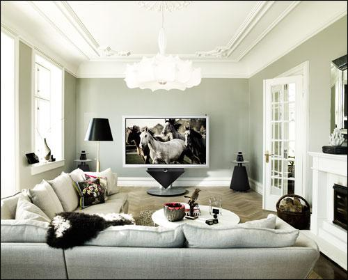Bang & Olufsen unleashes huge plasma TV with huger price: $85,000