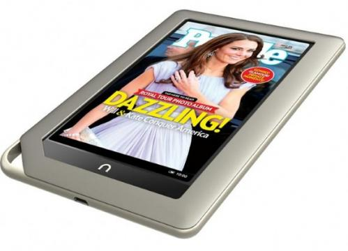Barnes & Noble's unveils $249 Nook Tablet