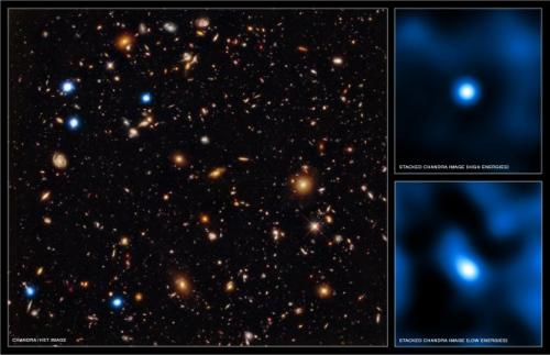 Bblack holes were surprisingly common in early universe: study