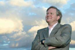 Brian Schmidt was named joint winner of the Nobel Physics Prize in Stockholm