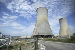 Britain's chief scientific adviser emphasized nuclear power's role in lowering greenhouse gas emissions