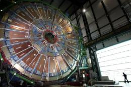 CERN is best known for the atom-smashing Large Hadron Collider on the Franco-Swiss border