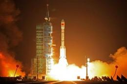 China launches module for space station (AP)
