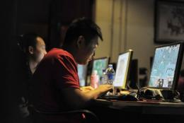 China's communist leaders maintain strict control over the country's huge online population