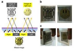 Korean researchers making progress on 3D OLED screens