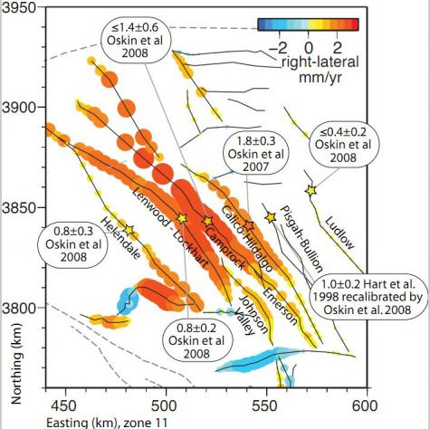 Geoscientists improve modeling of San Andreas fault