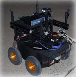 Робот, который подкрадывается незаметно
