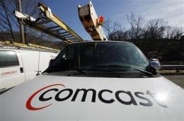 Comcast 3Q earnings up 5 percent (AP)