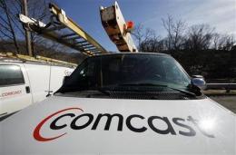 Comcast 3Q earnings up 5 percent (AP)