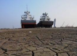 Damming up the Yangtze river at the controversial Three Gorges Dam has aggravated drought, some experts say