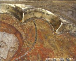 Diamond light illuminates process of silver decay in Catalonian altarpieces