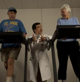 Diet-exercise combo best for obese seniors