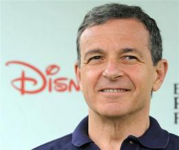 Disney CEO Iger renewed through March 2015 (AP)