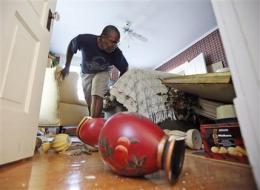 East vs. West quakes: Way different creatures (AP)